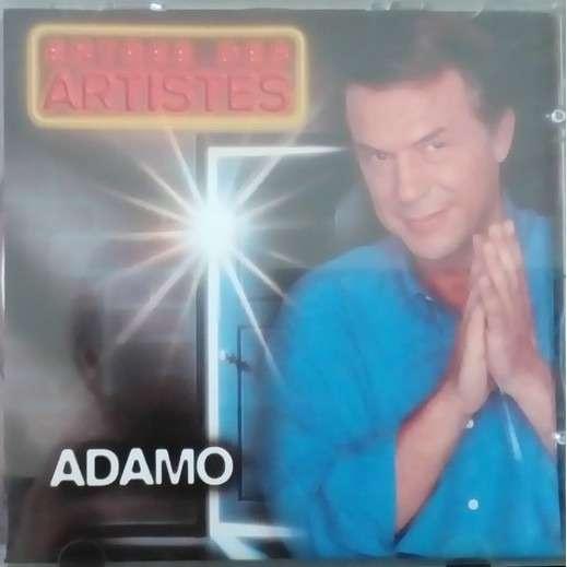 Adamo 16 Grands succes superstar Une meche de cheveux / Tombe la neige / La nuit / Vous permettez Monsieur
