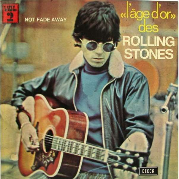 the rolling stones l age d or vol 2 not fade away
