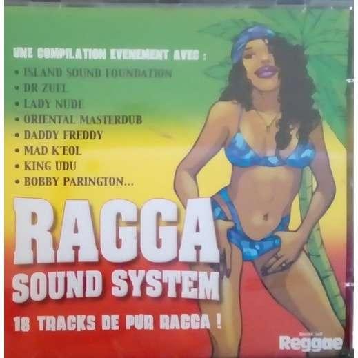 Ragga best of Ragga sound système 18 titres de pur ragga!!