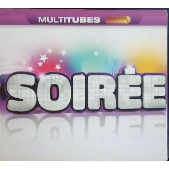 Divers, Various, Compilation, Va, Collectif... Multitubes Soirée (6CD, 120 Tracks)