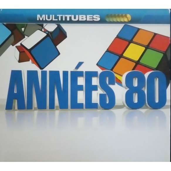 Divers, Various, Compilation, Va, Collectif... Multitubes années 80(6CD, 120 Tracks)