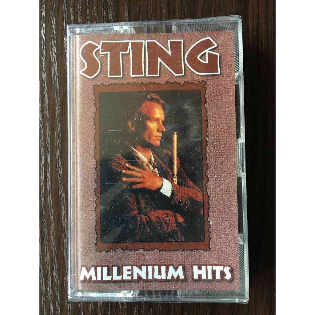 Sting Millenium Hits
