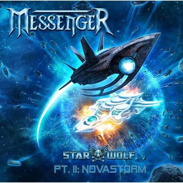 Messenger Starwolf - Pt. 2: Novastorm