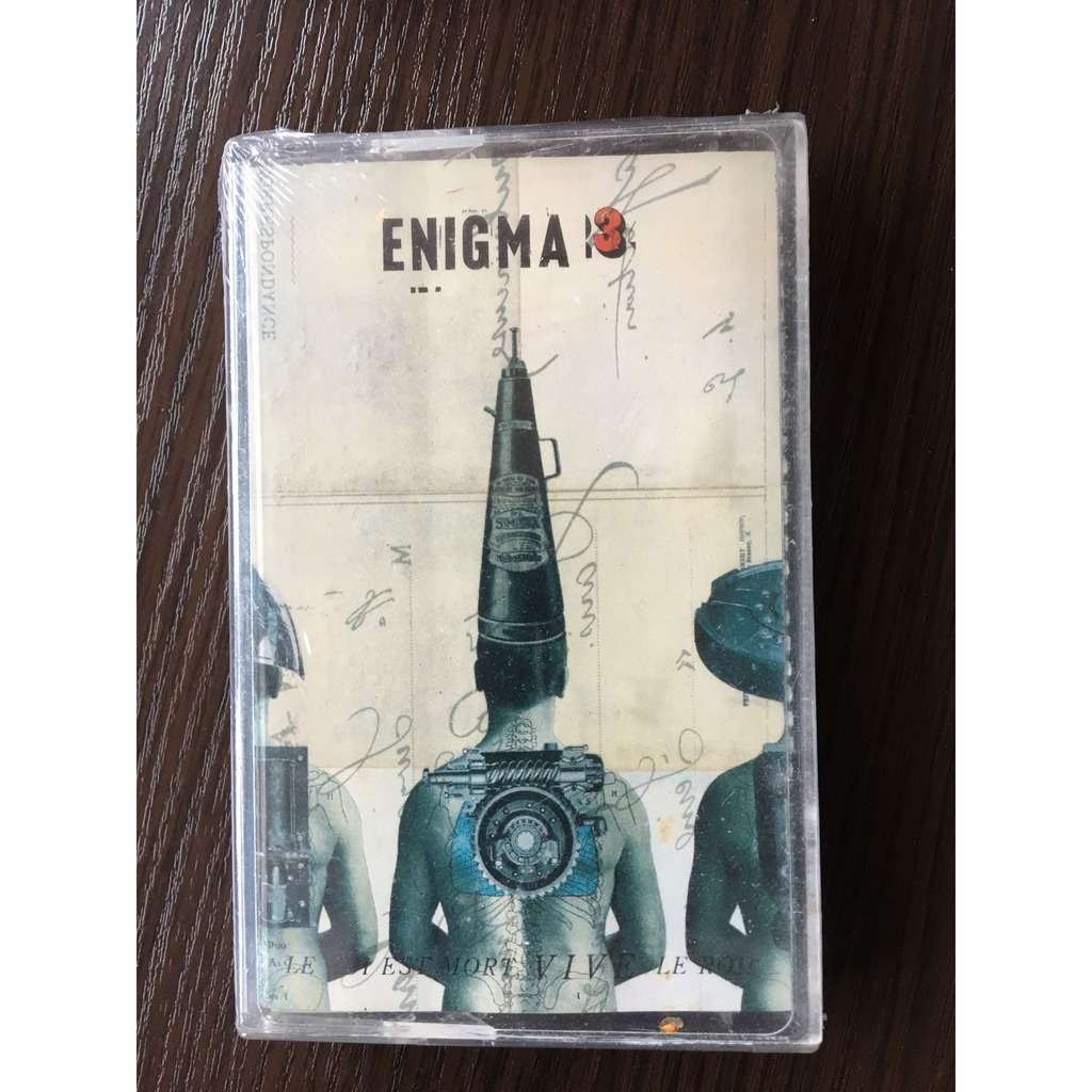 Enigma, sealed cassette 3