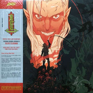 Konami Kukeiha Club OST Castlevania Video Game