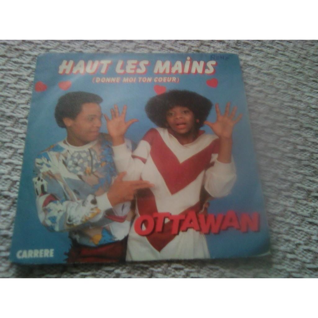 Ottawan - Haut Les Mains (Donne Moi Ton Coeur) (7 Ottawan - Haut Les Mains (Donne Moi Ton Coeur) (7, Single)
