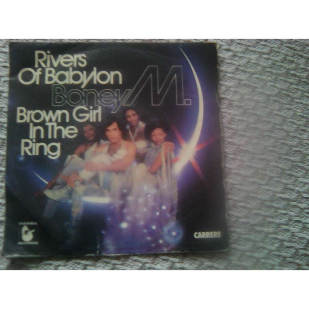 Boney M. - Rivers Of Babylon / Brown Girl In The R Boney M. - Rivers Of Babylon / Brown Girl In The Ring (7, Single)
