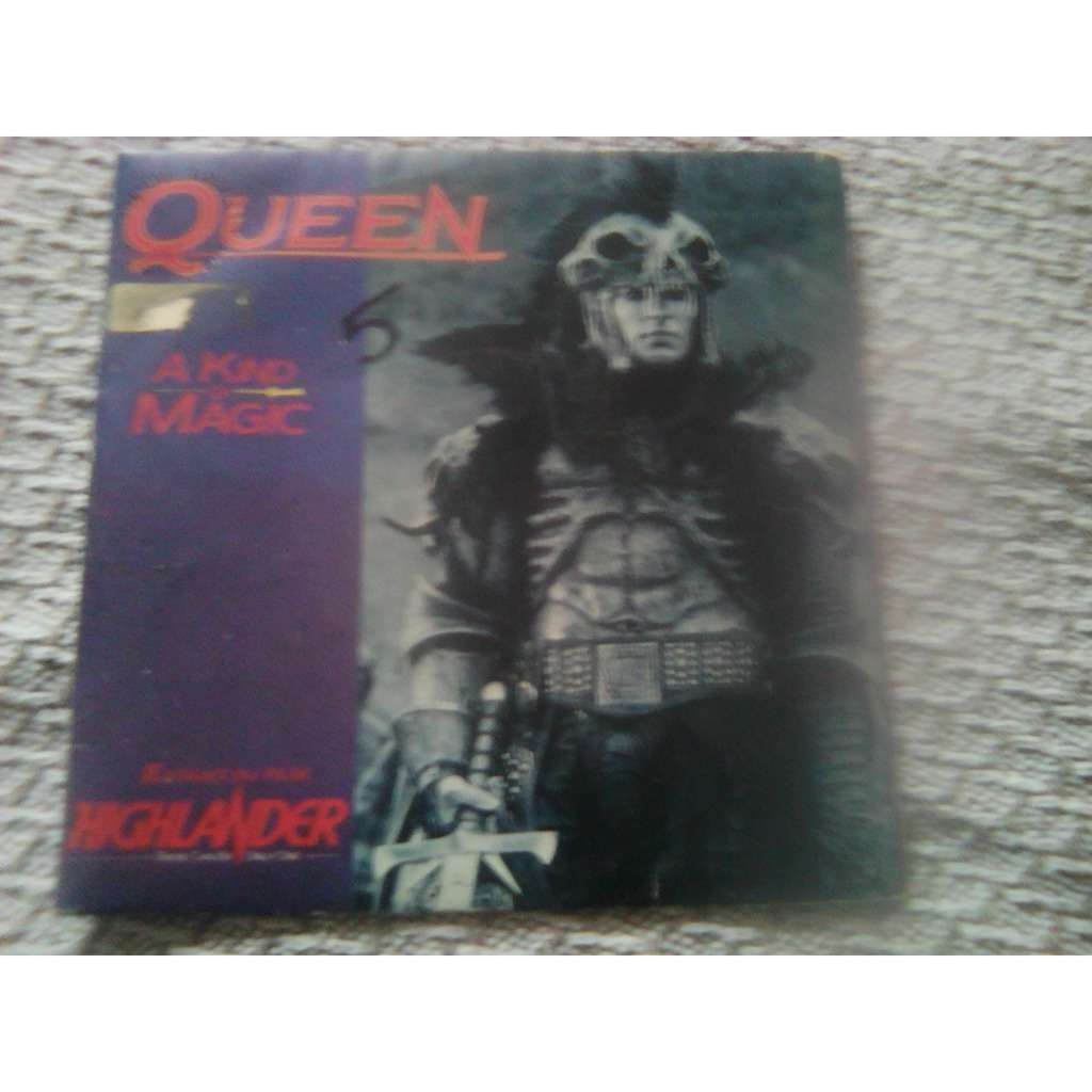 Queen - A Kind Of Magic (7, Single) Queen - A Kind Of Magic (7, Single)