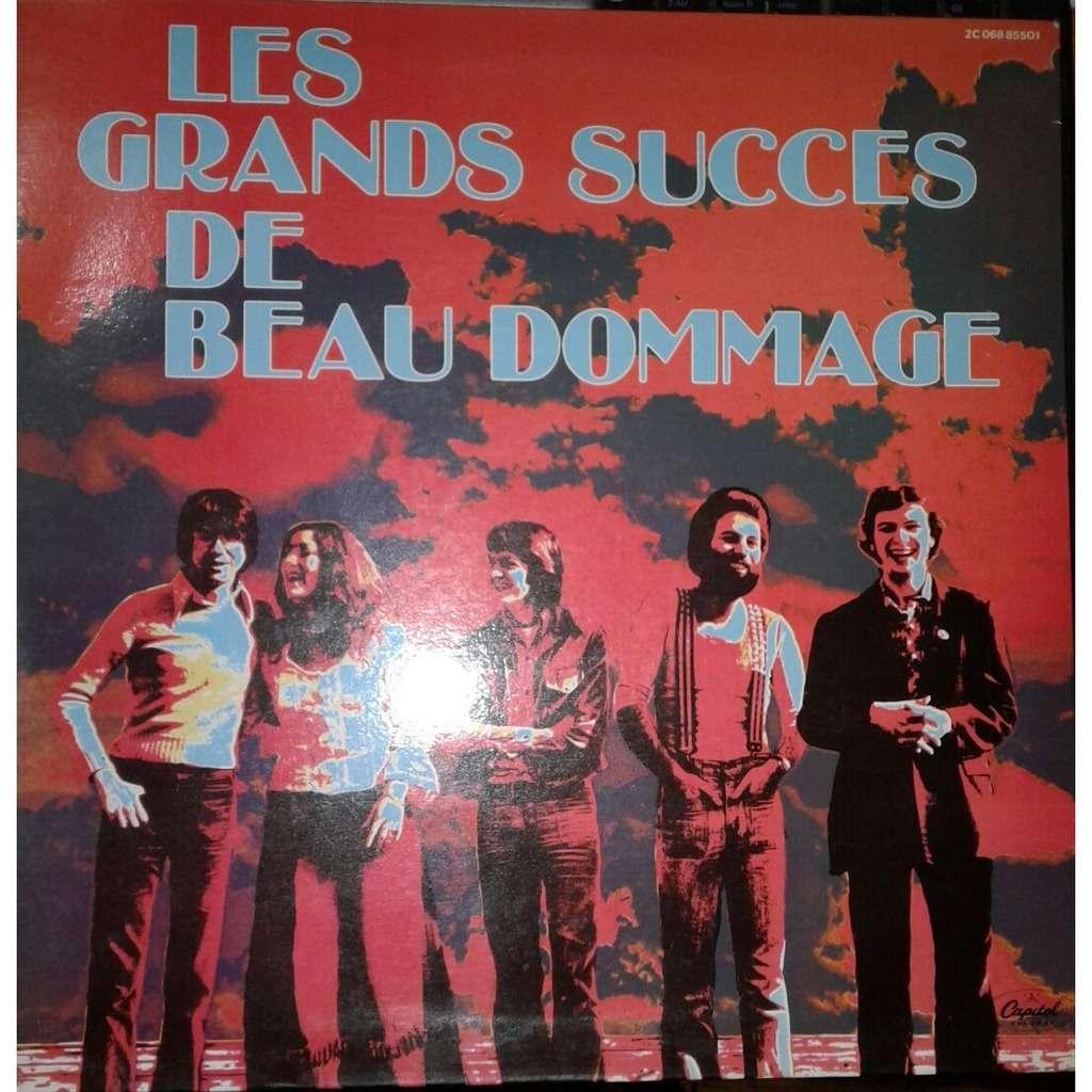 Beau Dommage Les Grands Succes De Beau Dommage