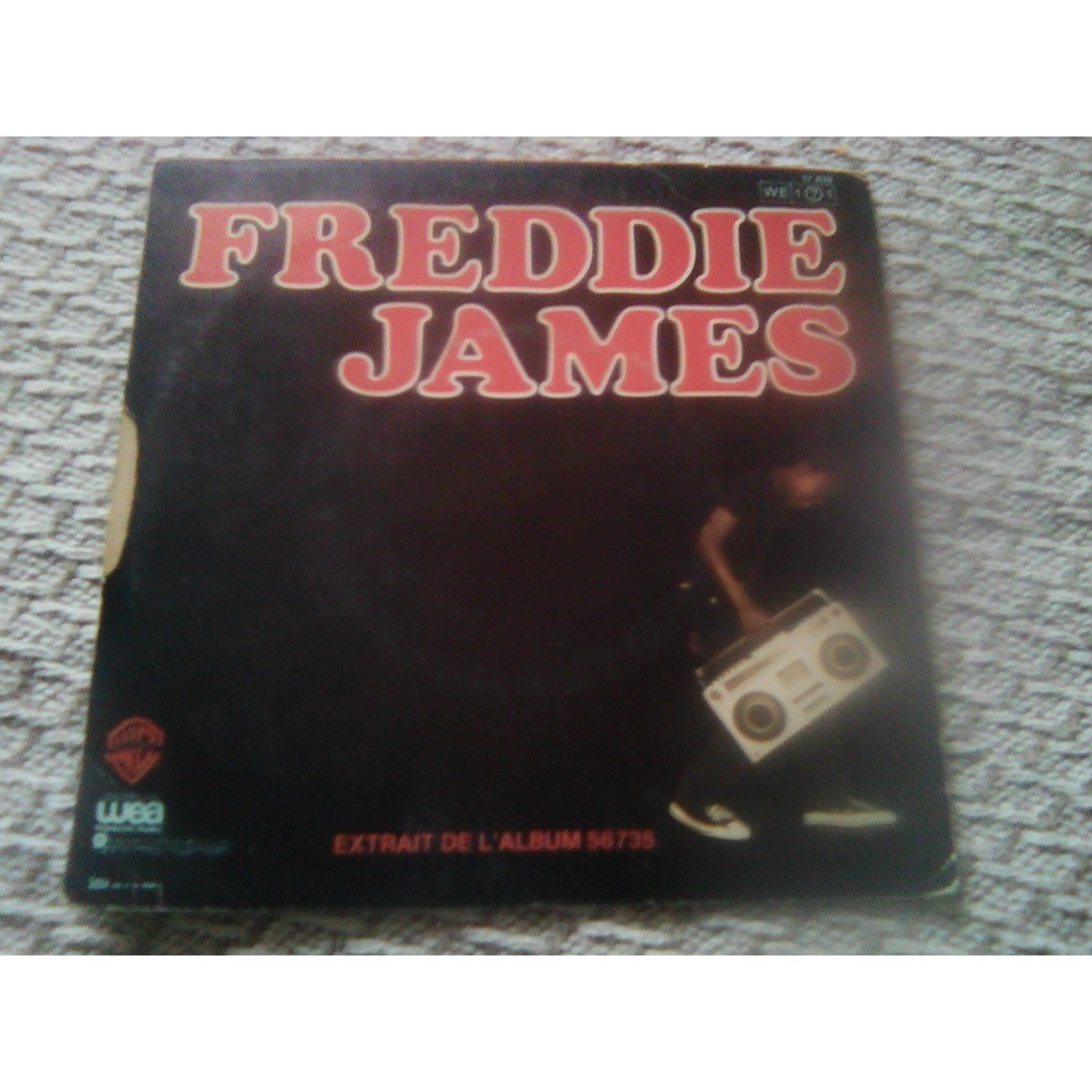 Freddie James - Get Up And Boogie (7, Single) Freddie James - Get Up And Boogie (7, Single)
