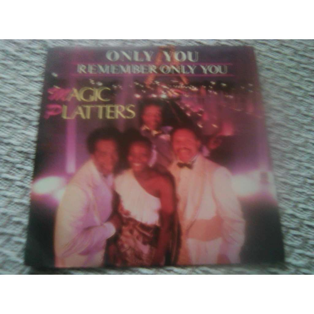 Magic Platters* - Only You (7, Single) Magic Platters* - Only You (7, Single)