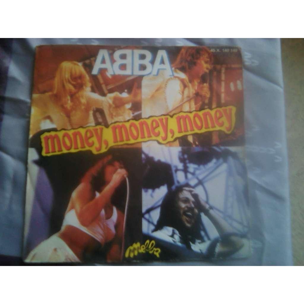 ABBA - Money, Money, Money (7, Single) ABBA - Money, Money, Money (7, Single)