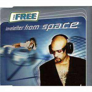 the free loveletter from space