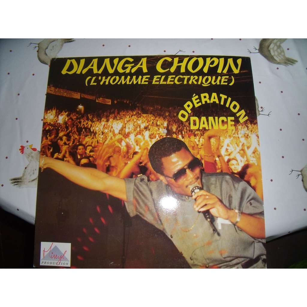 DIANGA CHOPIN OPERATION DANCE