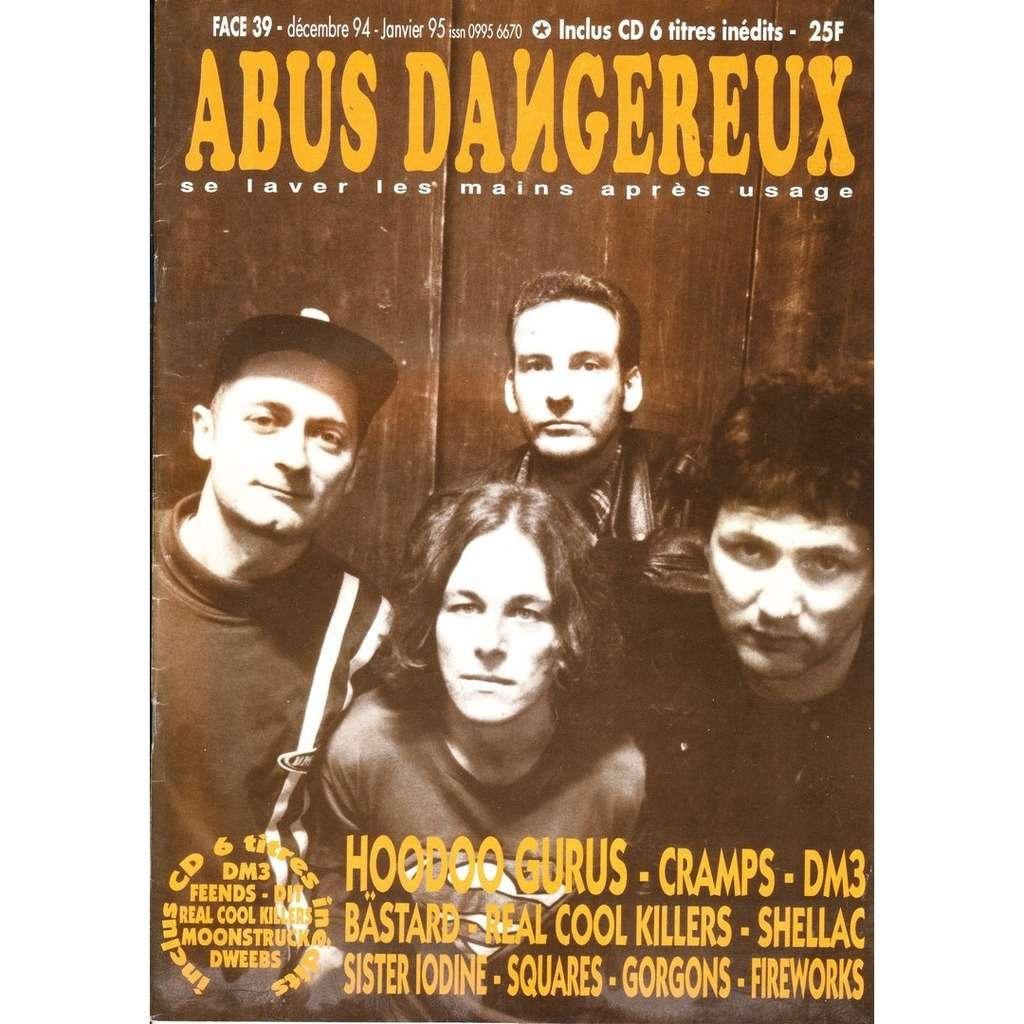 abus dangereux Face39-décembre 94-janvier 95