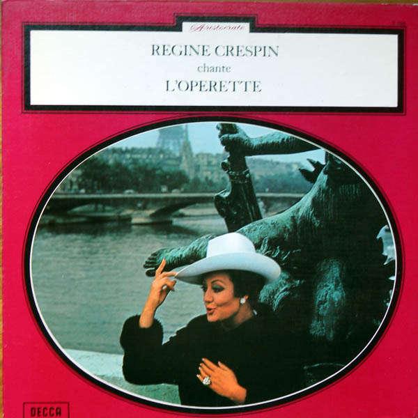 regine crespin chante l'opérette