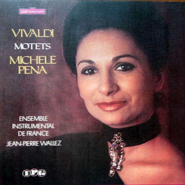 Michele Pena Vivaldi : Motets