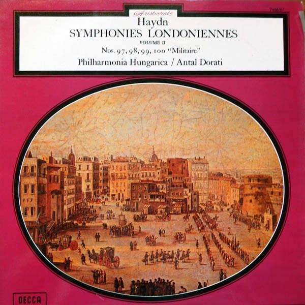 Antal Dorati Haydn : Symphonies