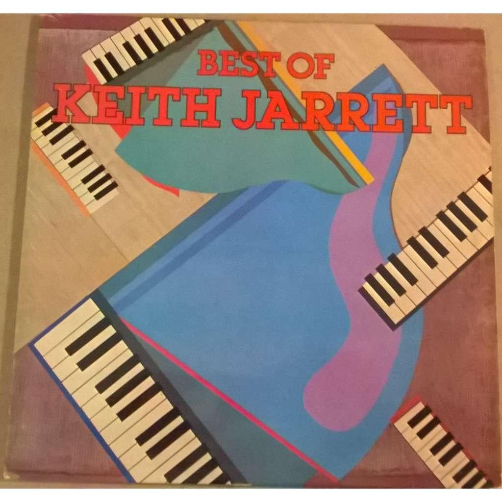 Keith Jarrett Best Of Keith Jarrett