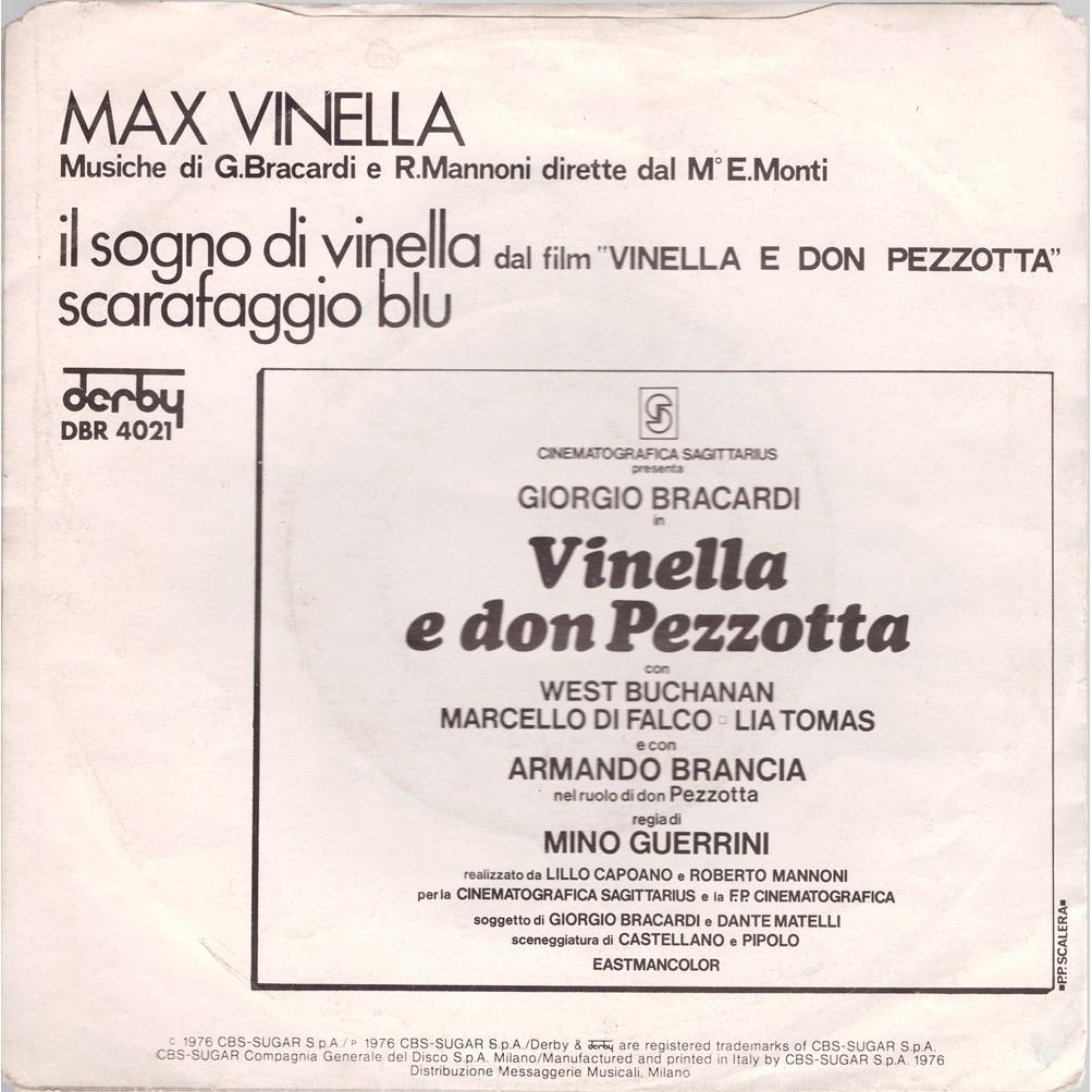 Max Vinella Vinella E Don Pezzotta