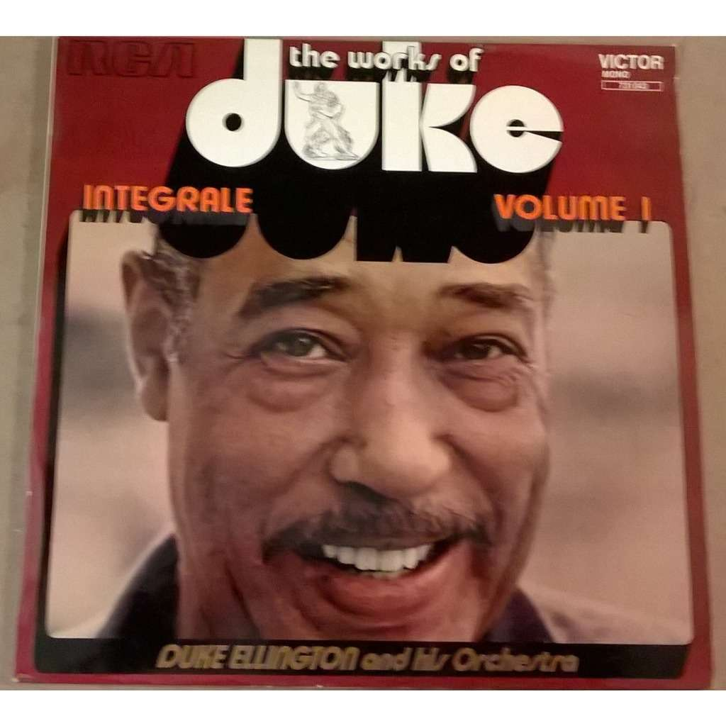 Duke Ellington And His Orchestra The Works Of Duke - Integrale Volume 1