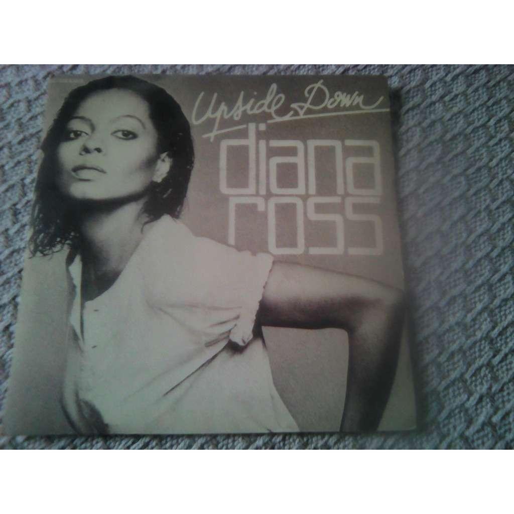 Diana Ross - Upside Down (7, Single) Diana Ross - Upside Down (7, Single)