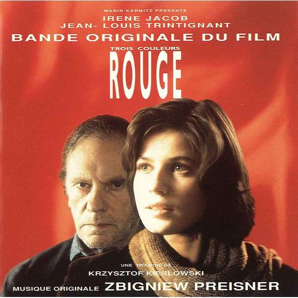 Zbigniew Preisner Trois Couleurs : Rouge (Bande Originale Du Film)
