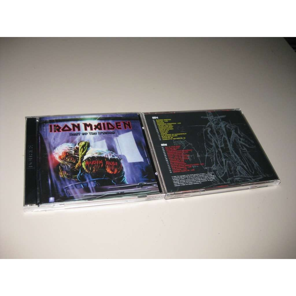 IRON MAIDEN BEST OF THE B SIDES
