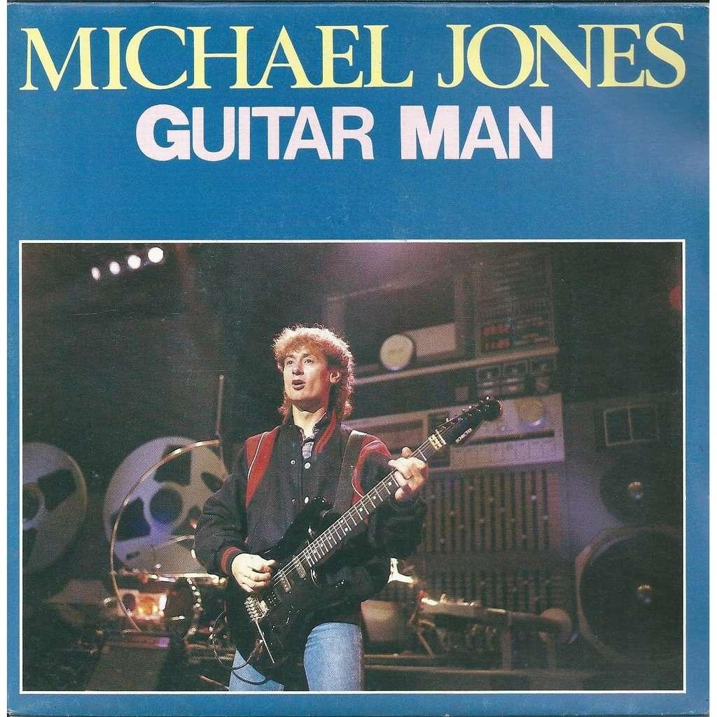 Michael Jones - guitariste Jean-Jacques Goldman Guitar man