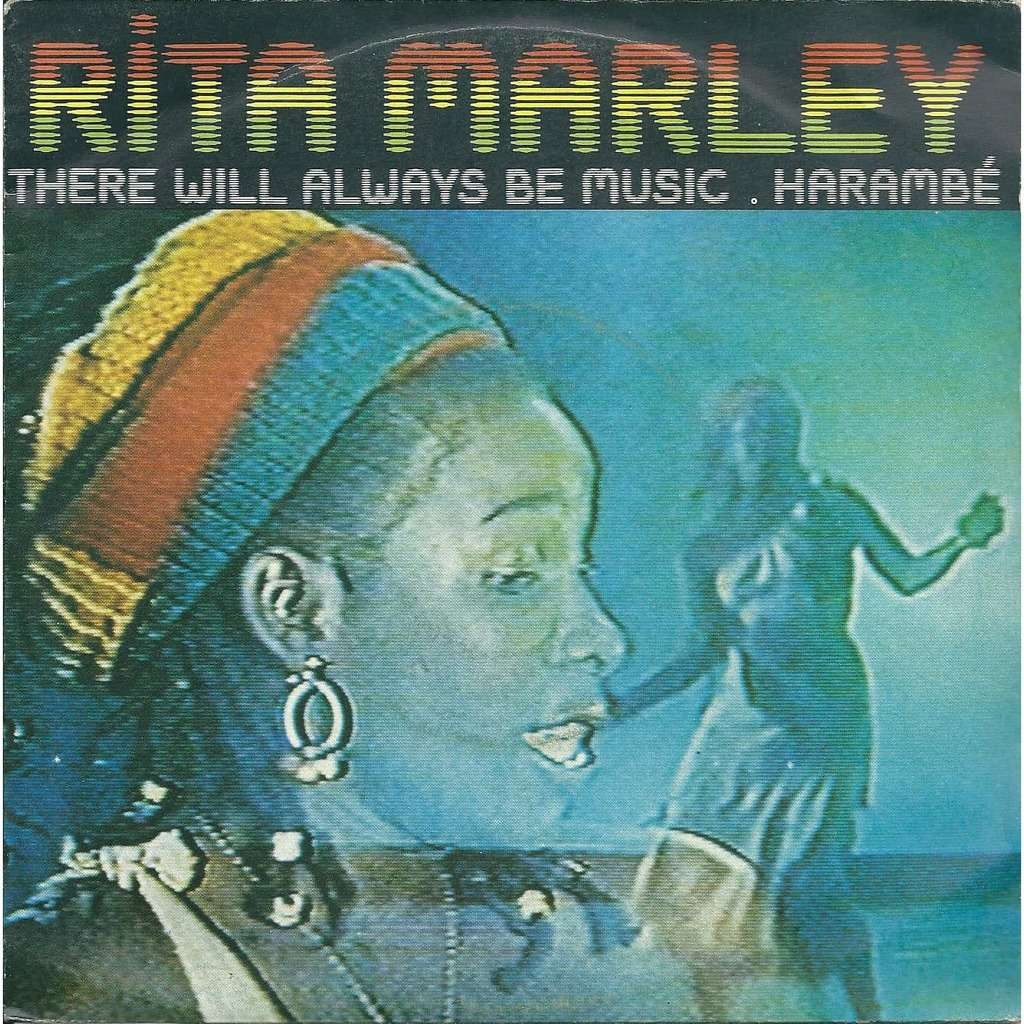 Rita Marley There will always be music