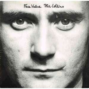 Face Value By Phil Collins Lp Gatefold With Lavadores