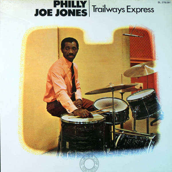 philly joe jones Trailways express