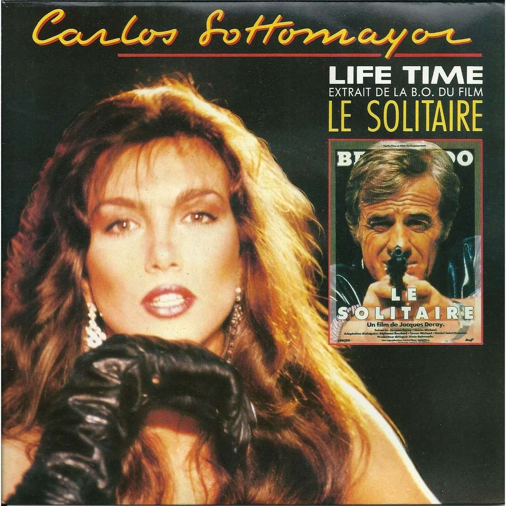 Carlos Sottomayor Life time - BOF Le solitaire