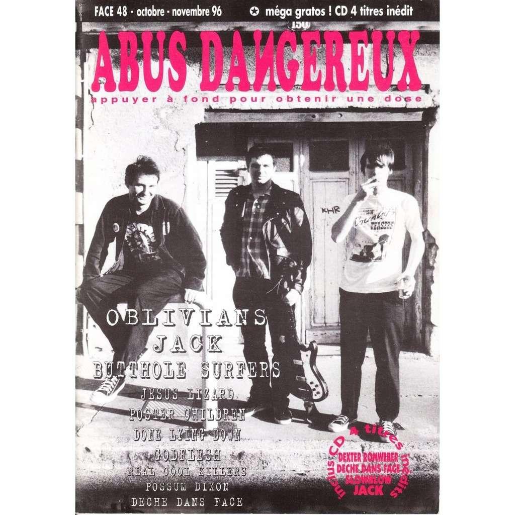 abus dangereux Face 48-octobre-novembre 96