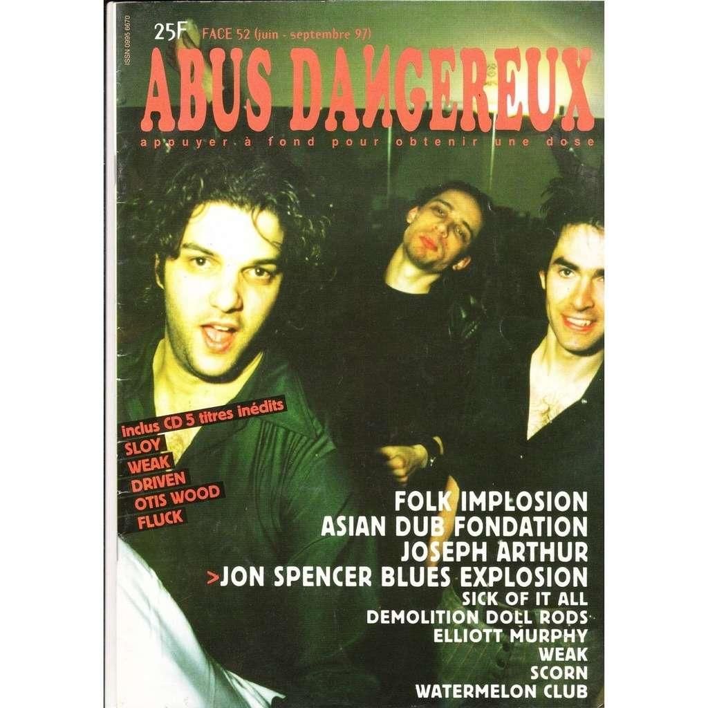 abus dangereux Face 52-juin-septembre 97