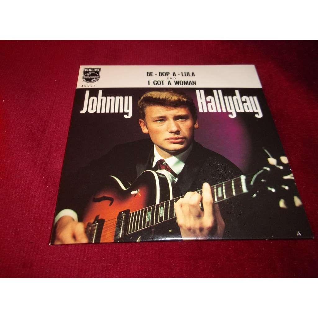 Johnny HALLYDAY Be - Bop - A - Lula