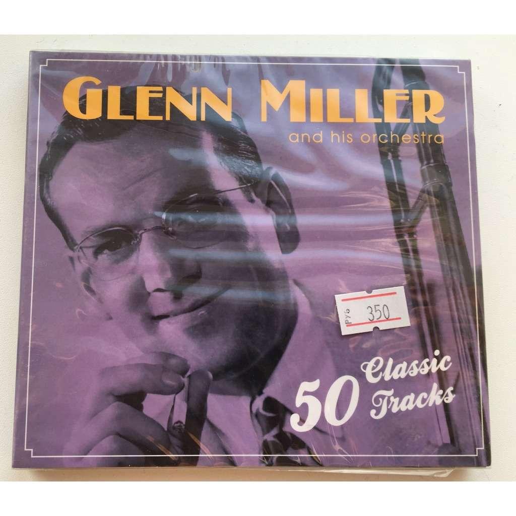 Glenn Miller 50 Classic Tracks, Double CD