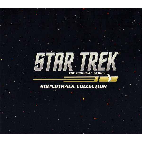 Various Star Trek: The Original Series Soundtrack Collection