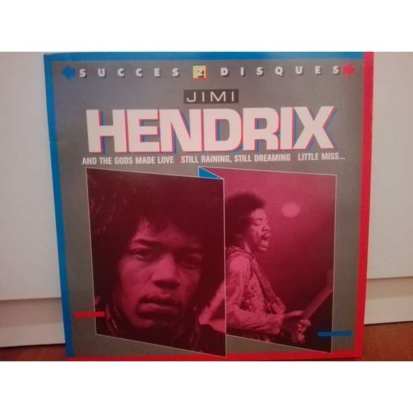 The Jimi Hendrix Experience Success 2 Disques