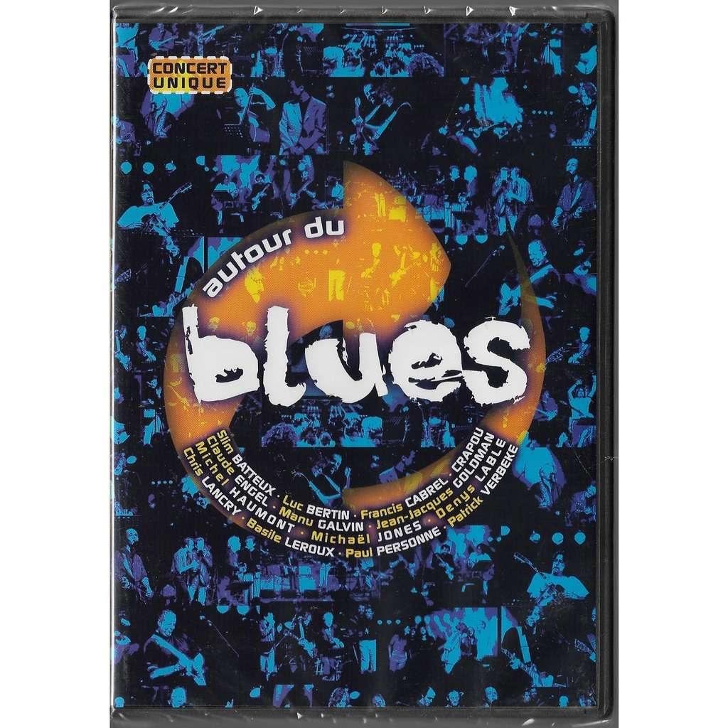 artiste divers Autour du blues (concert unique )