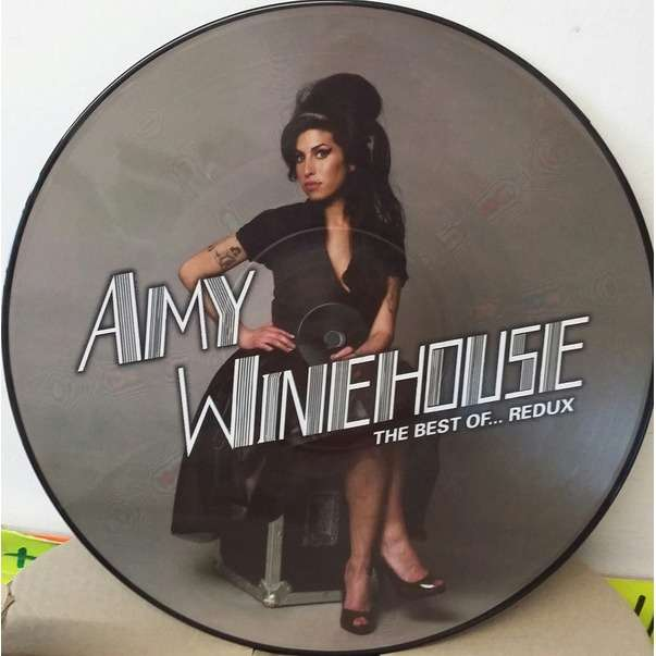 Amy Winehouse The Best Of... Redux Picture Disc
