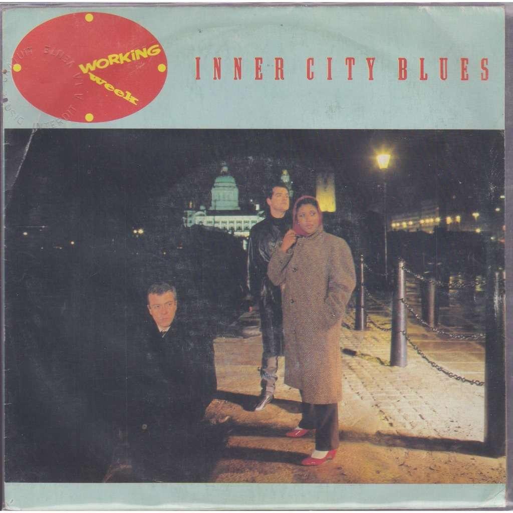inner city blues working week 7 sp 売り手 prenaud