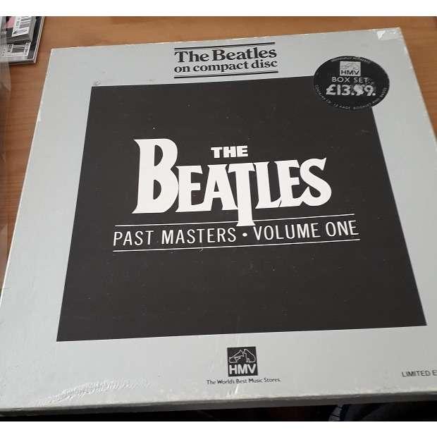 the beatles *** Coffret Hmv Uk Past Masters Volume One