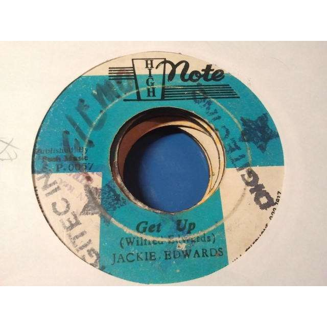 jackie edwards / sky nation Get Up / get Up Dub Orig.