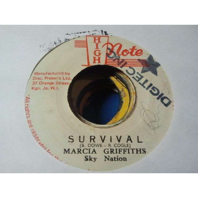 MARCIA GRIFFITHS / SKY NATION SURVIVAL / VERSION ORIG.