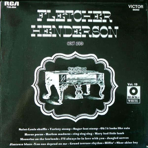 fletcher henderson orchestra 1927 - 1936