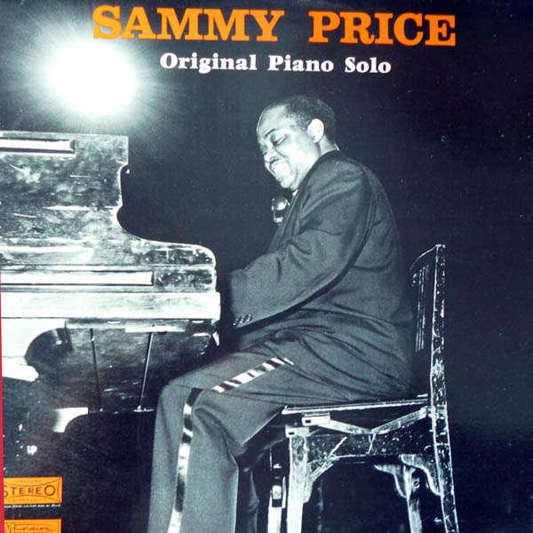 sammy price Original piano solo