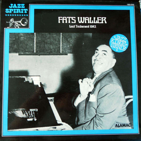 fats waller Last testament 1943