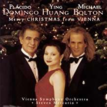 Placido Domingo / Ying Huang / Michael Bolton Christmas In Vienna IV
