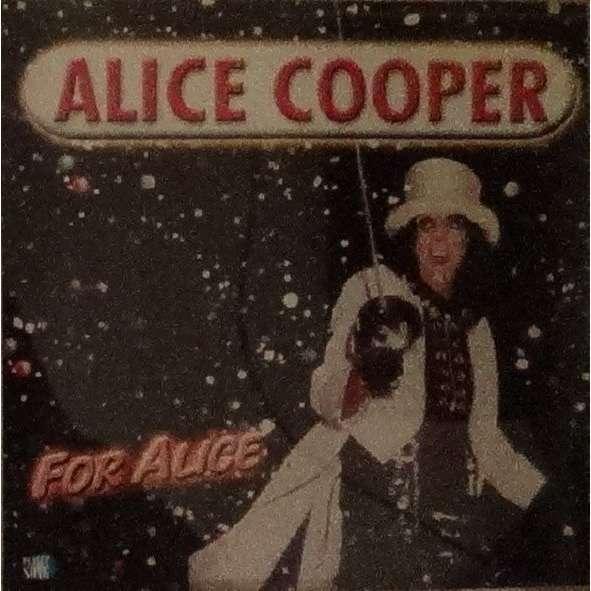 Alice Cooper For Alice
